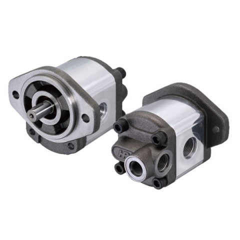2V Series Gear Pumps With Relief Valve
